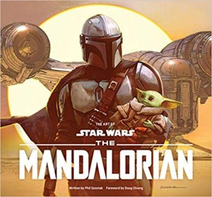 The Art Of Mandalorian, a great Star Wars gift