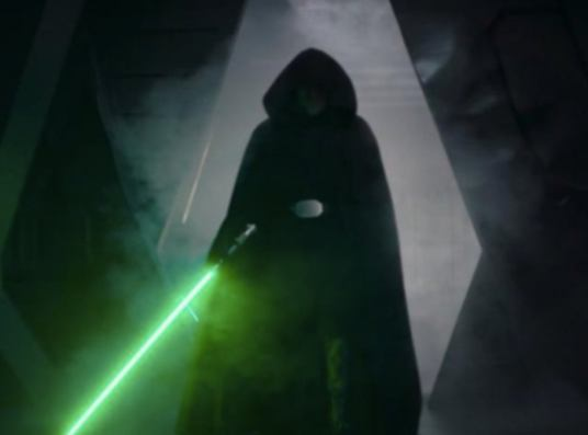 The surprise appearance of Luke in The Mandalorian Season 2