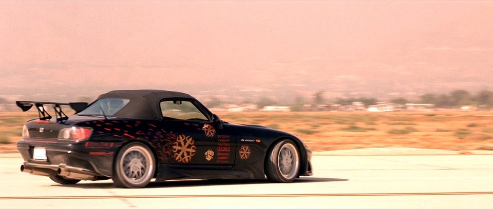 Fast And Furious Honda S2000