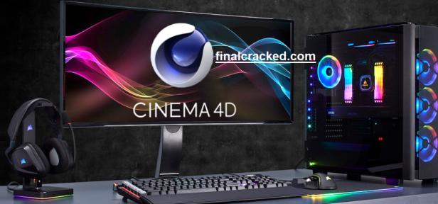 Cinema 4D R20 Cracked