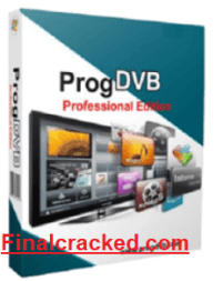 PROGDVB PROFESSIONAL 6.84 TÉLÉCHARGER FINAL EDITION
