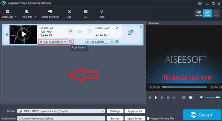 Aiseesoft Video Converter Ultimate Crack free