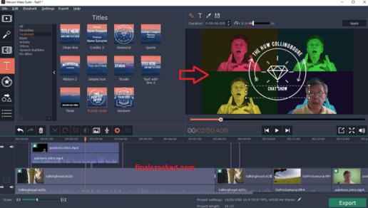 Movavi Video Suite Key Free