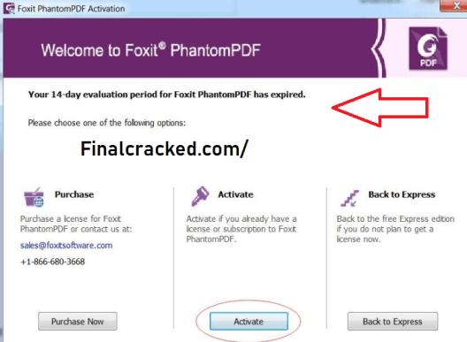 Foxit PhantomPDF Full Download