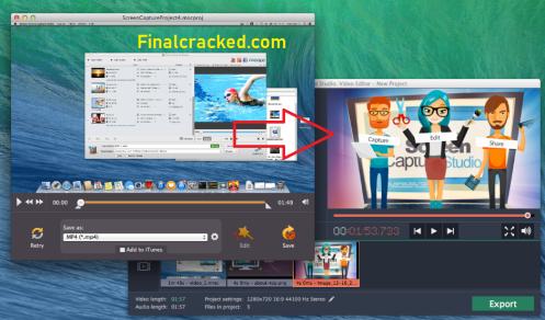 Movavi Screen Capture Studio Crack Download