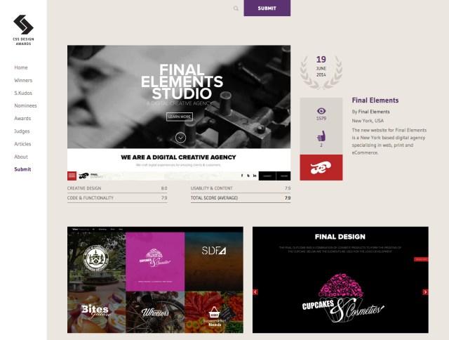 website-award