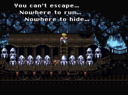 FFVI: No Escape from the Doomtrain