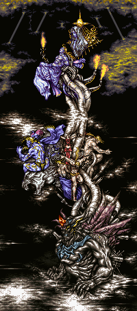 Final Fantasy VI Bosses