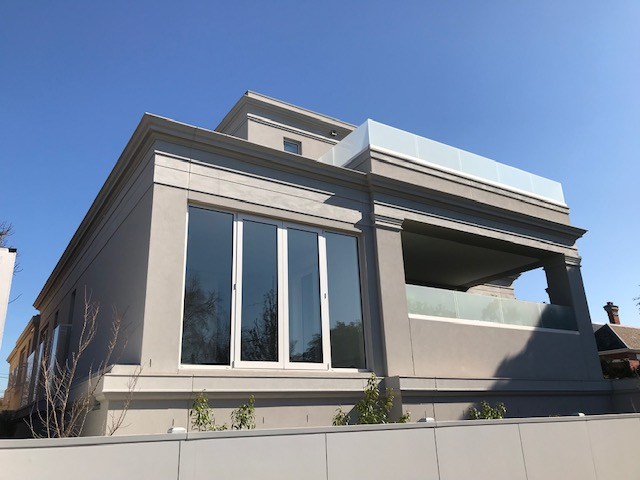 Mathoura Rd_Render_Outside Finish_Sand and Cement