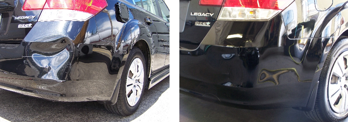 Paintless Dent Repair | Seattle Auto Detailing | Final Finish Auto Salon