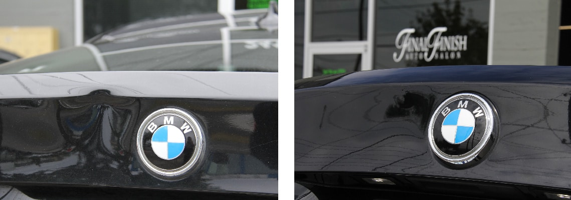 Paintless dent repair may be the perfect solution.