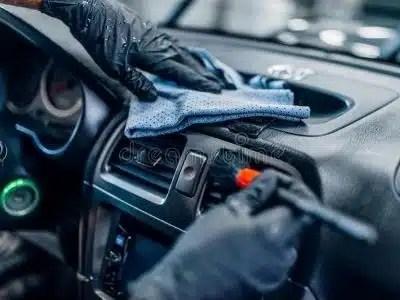 interior car detailing services leschi