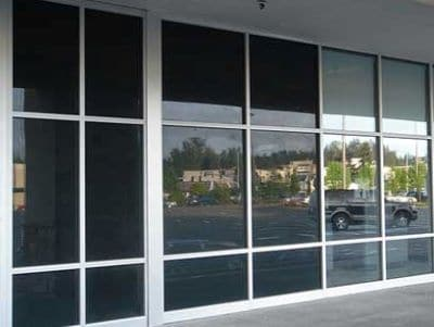 commercial window tinting capitol hill