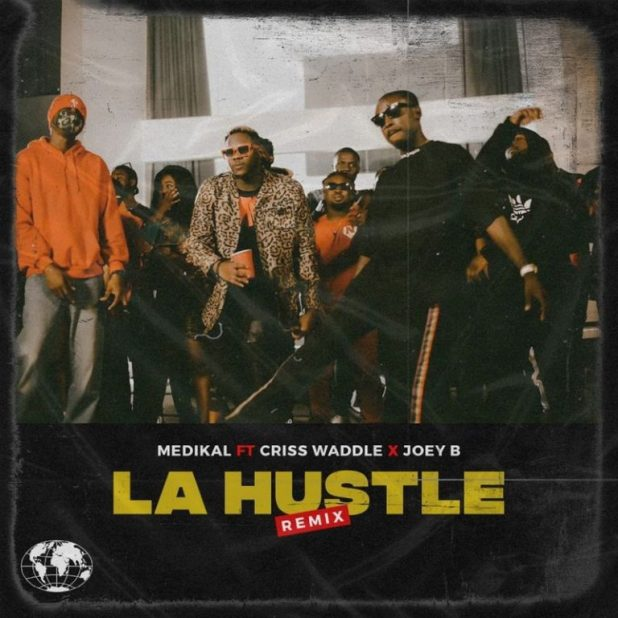 Instrumental: Medikal – La Hustle ft. Joey B x Criss Waddle
