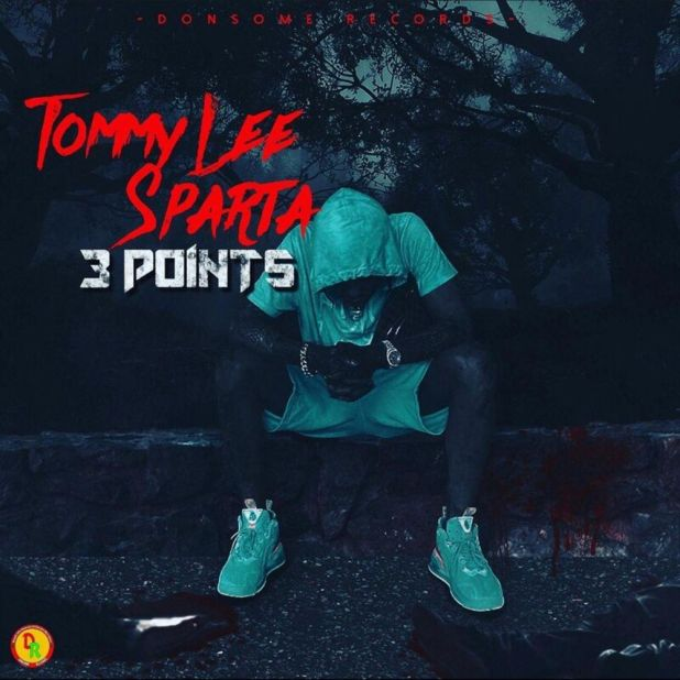 Tommy Lee Sparta - 3 Points (Prod. By Donsome Records)