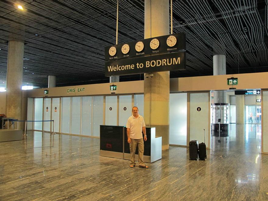 Lite om Bodrum