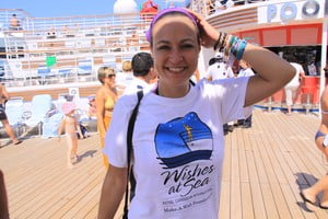 Make A Wish Foundation: Wishes At Sea, Royal Caribbean!