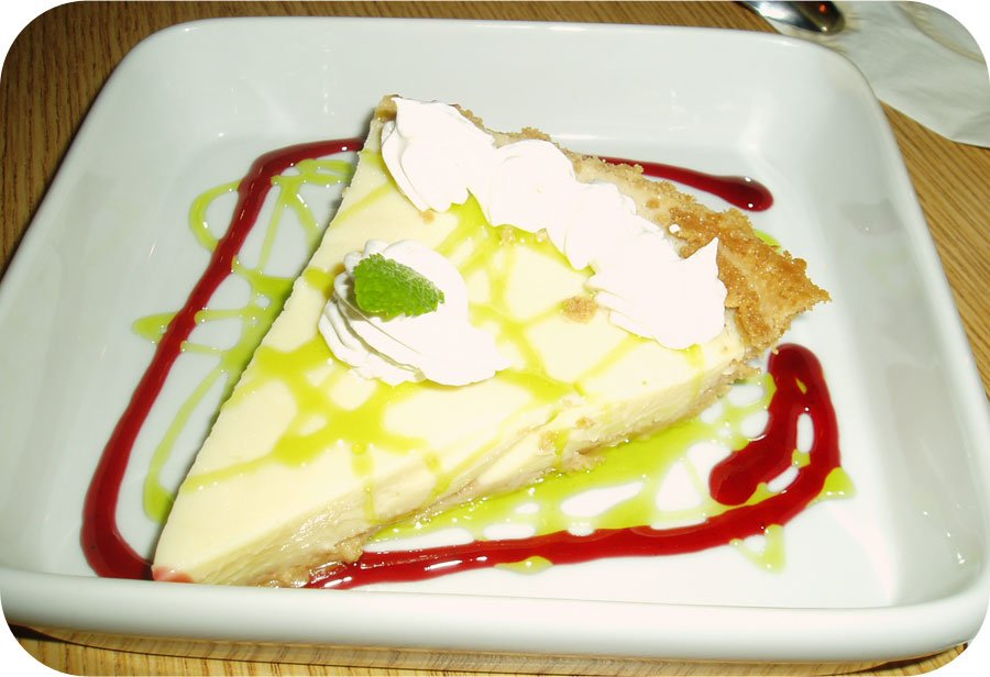 Äta Key Lime Pie i Key West!