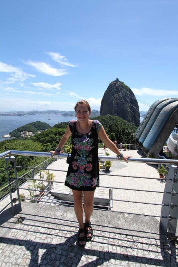 Sockertoppen-Brazilien