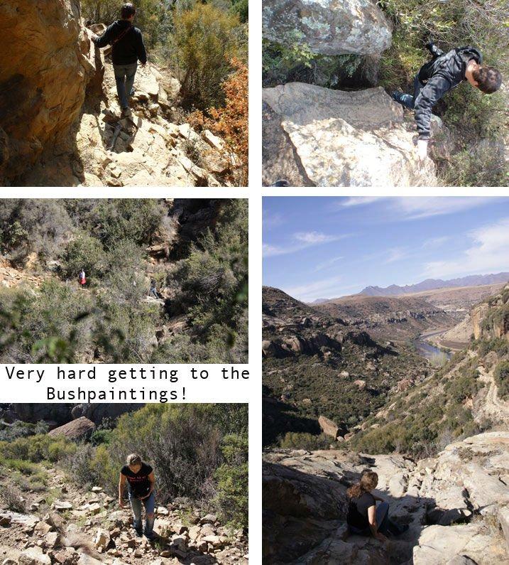 Bushpaintings-Lesotho