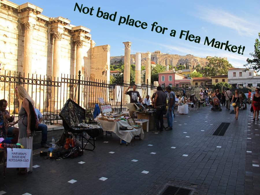 Monastriarki-Flea-Market