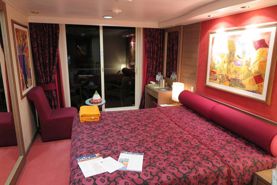 Welcome to 12200 our stateroom at MSC Orchestra 14.12.20 - 14.12.27