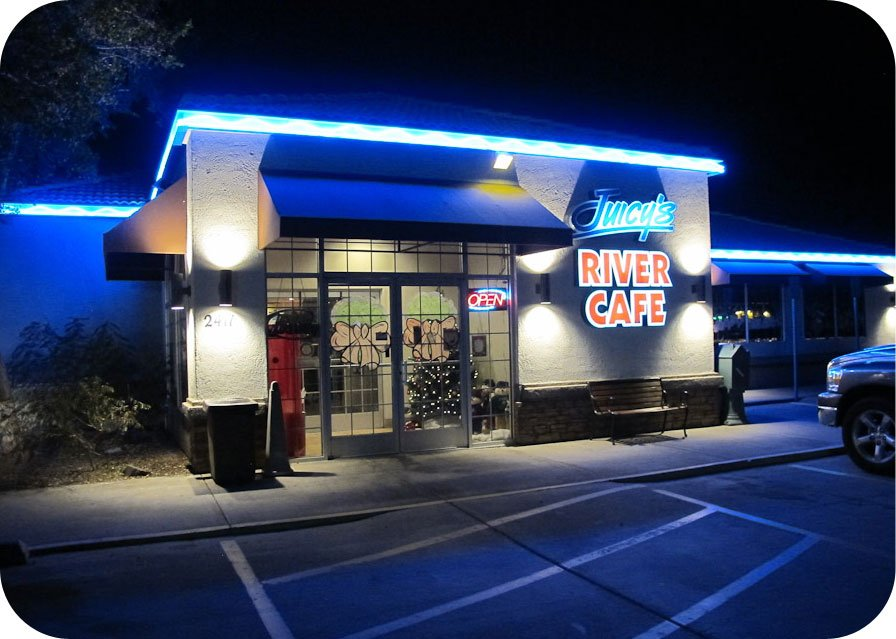 Juicy's Famous River Cafe - Needles, California