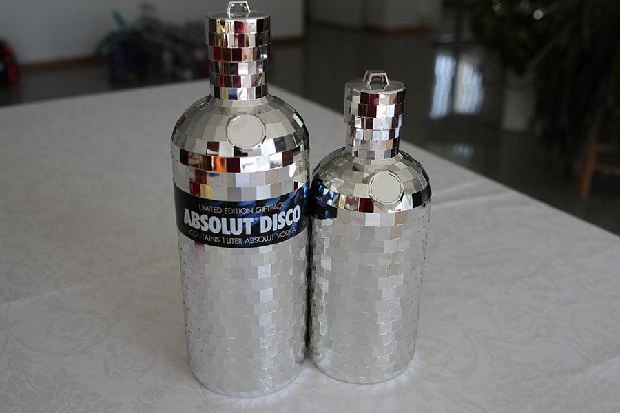 Absolut Disco 1 x 1 liter & 1 x 0,7 liter