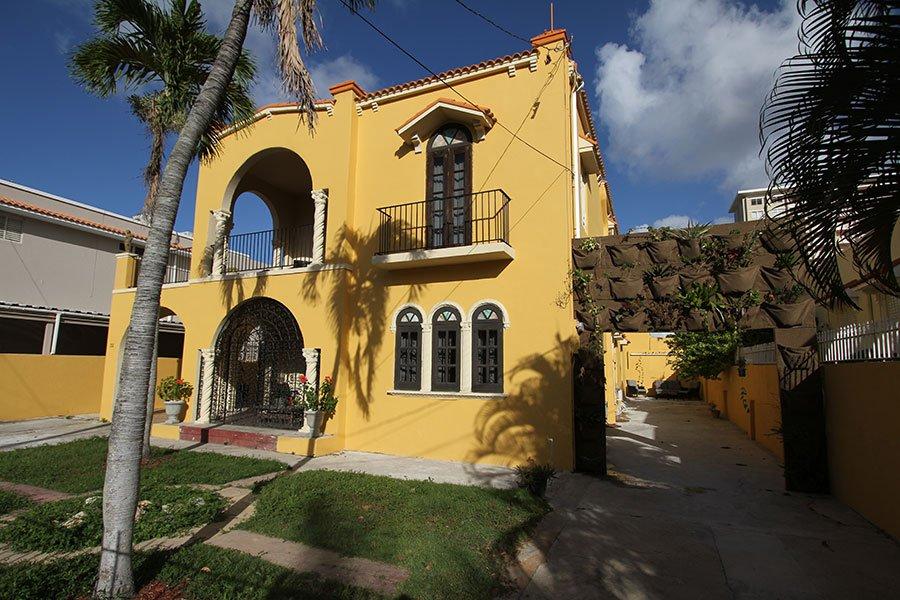 Airbnb, Miramar room 2, San Juan