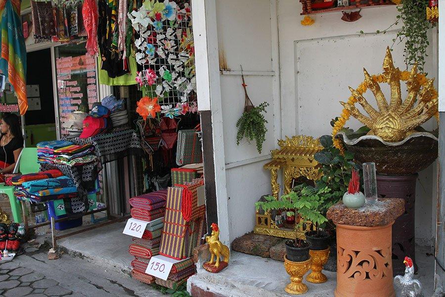 Spirit Houses in Thailand