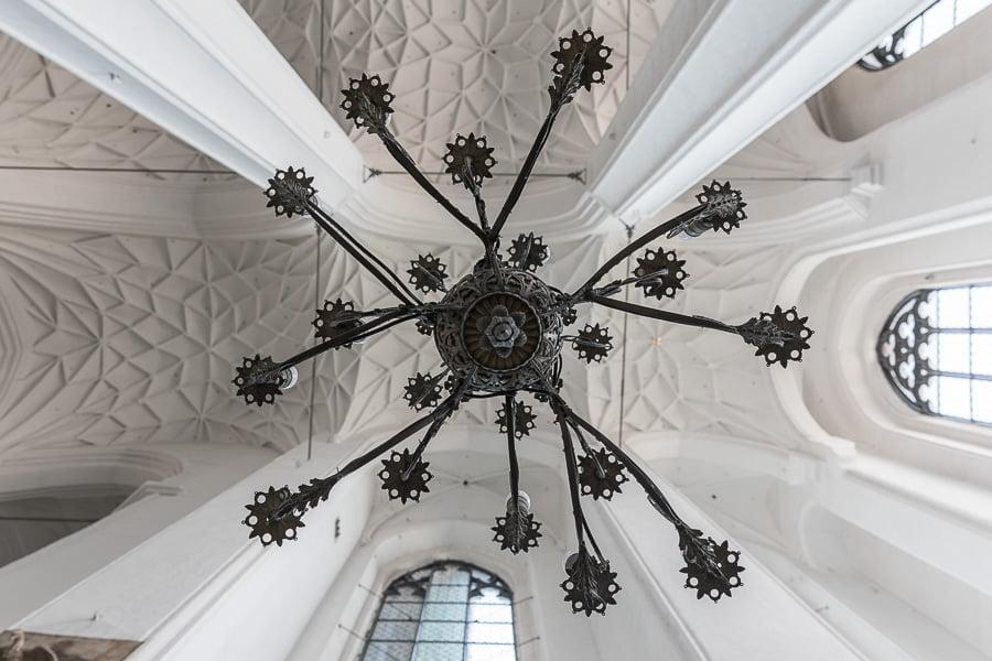 St Marys church Gdansk Poland