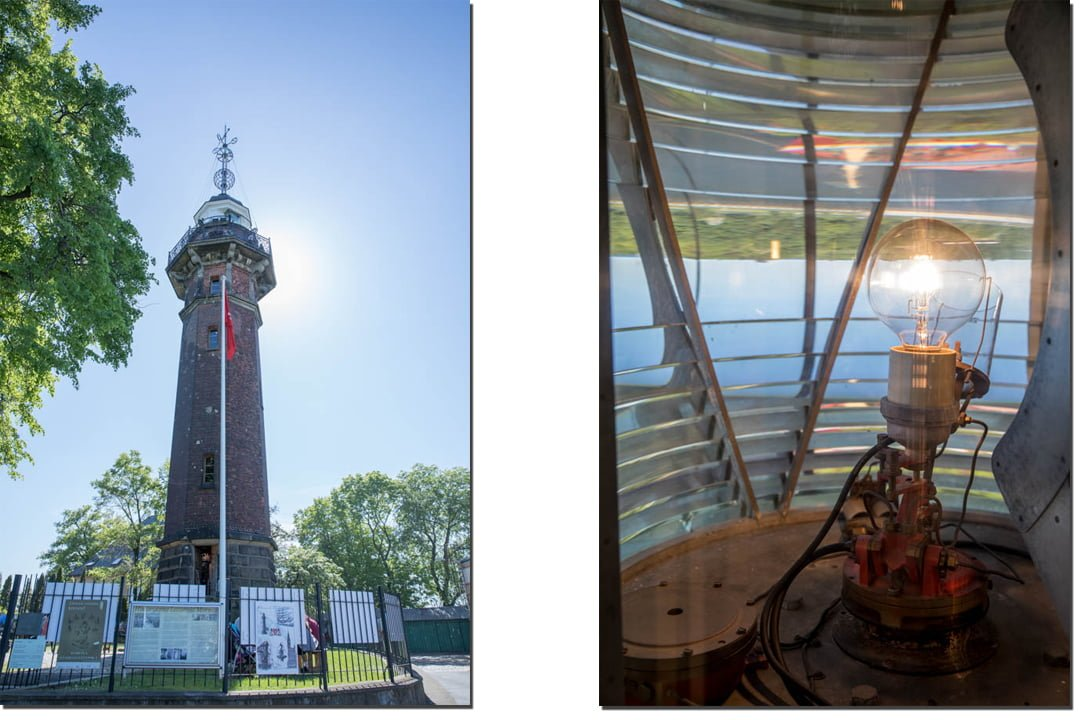 The Lighthouse in Gdansk