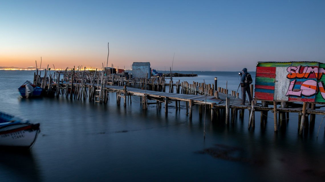 The most amazing fishing village Carrasqueira