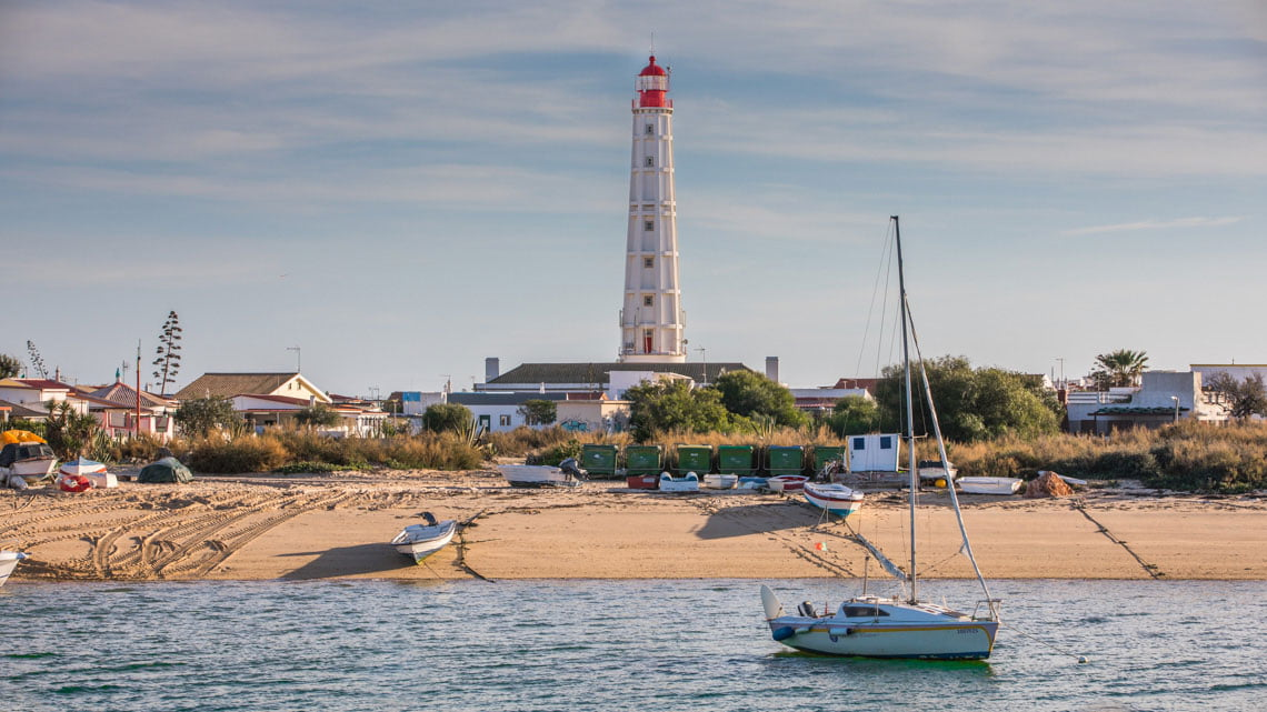 The Beaches of Faro, Portugal