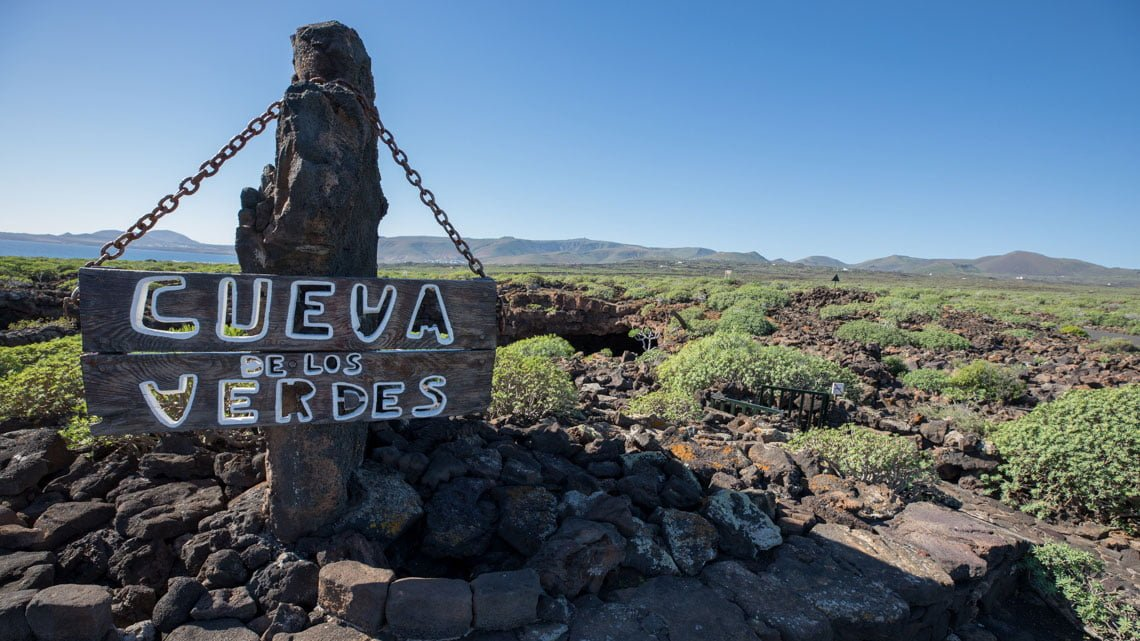 Cueva De Los Verdes - Things to do in Lanzarote