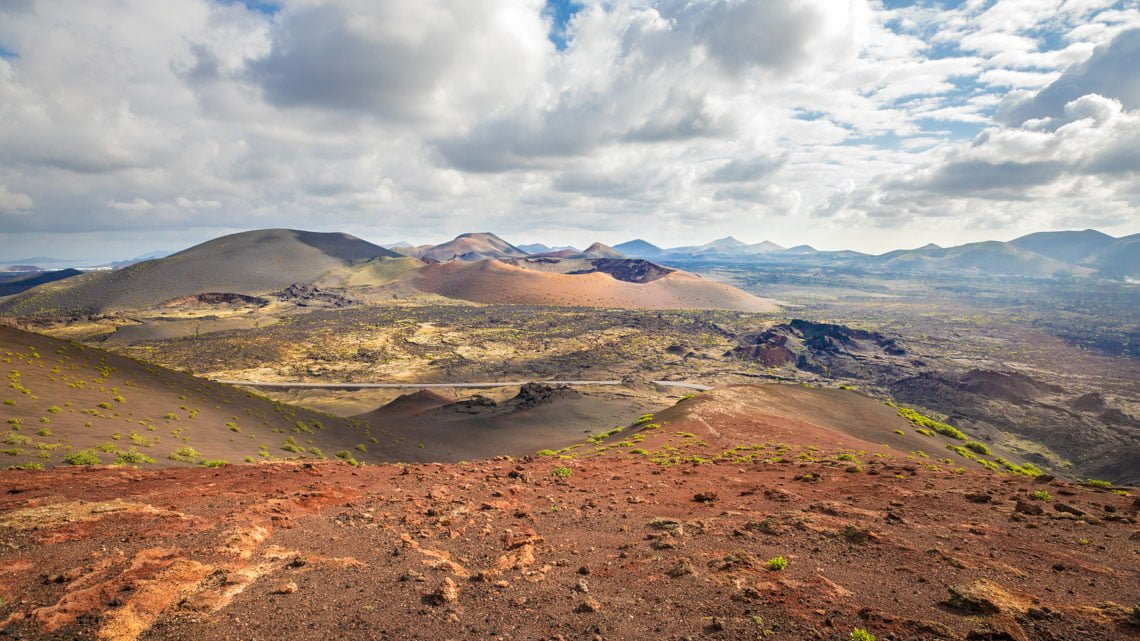 Visit Volcanoes in Lanzarote