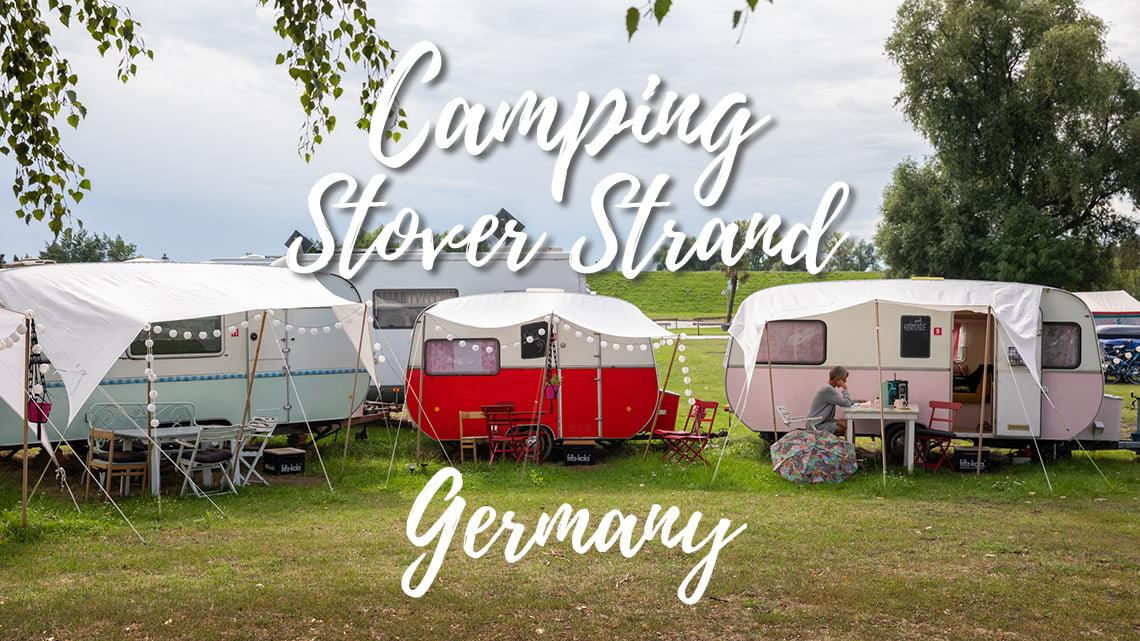 Camping Stover Strand