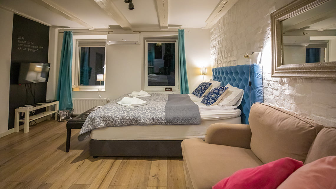One Night Apartamenty Zielona Gora Rooms