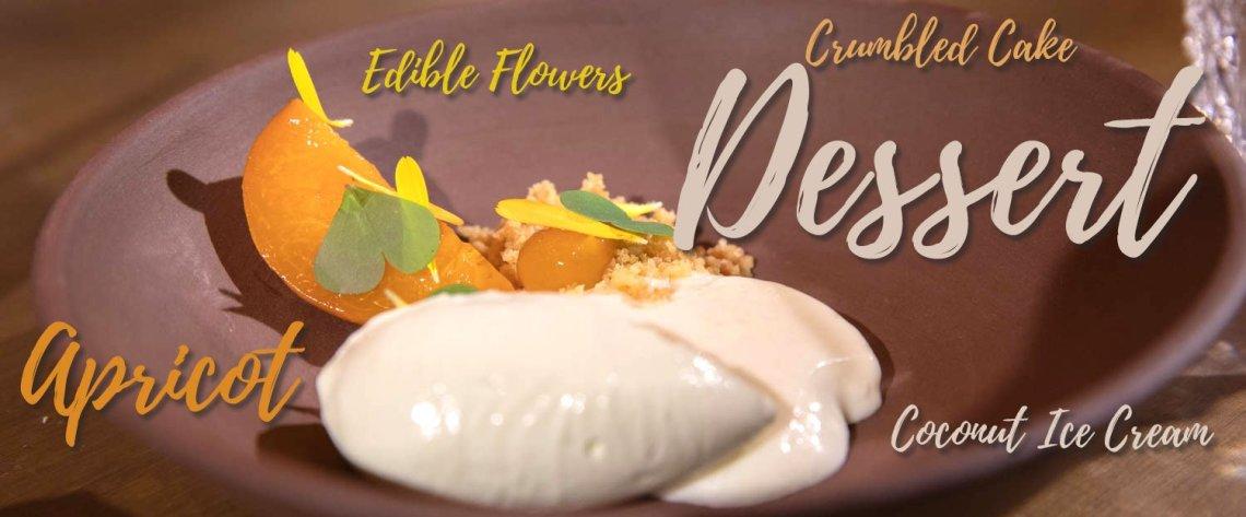 Dessert at Die Gute Botschaft