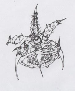 Alien Organism 1