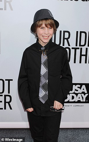 Mindler's (pictured in 2011 attending the Los Angeles premiere of Our Idiot Brother) IMDB page lists eight acting credits in films and television shows