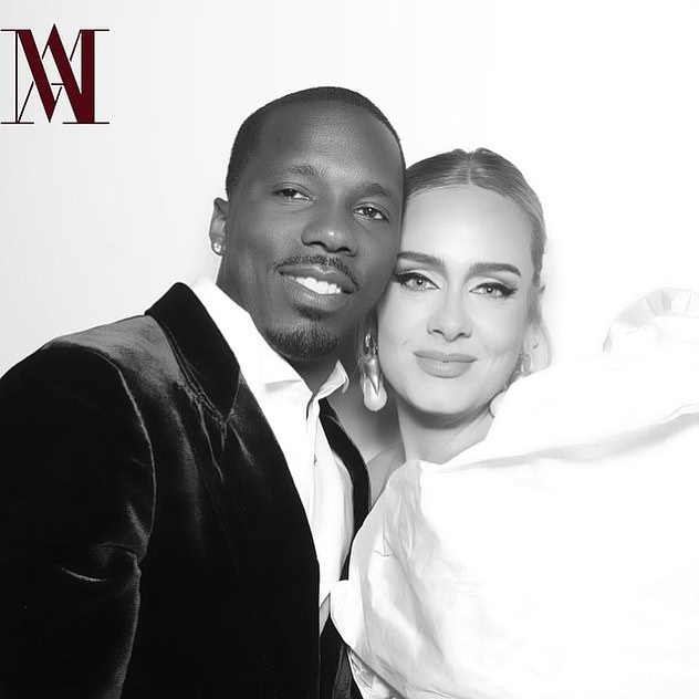 Happy and healthy:Now, she's enjoying a healthy romantic relationship with boyfriend Rich Paul, above