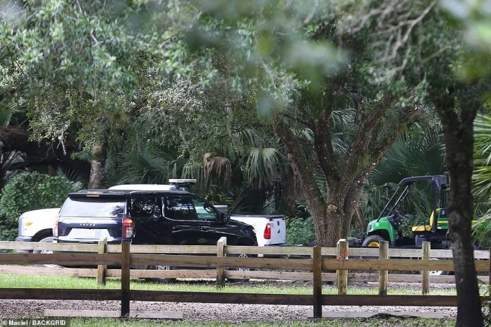 Investigators asked Christopher to guide them along the trails Brian was known to have frequent in the areaan attorney for the family said that Laundrie's parents believe 'that is exactly where he is located',