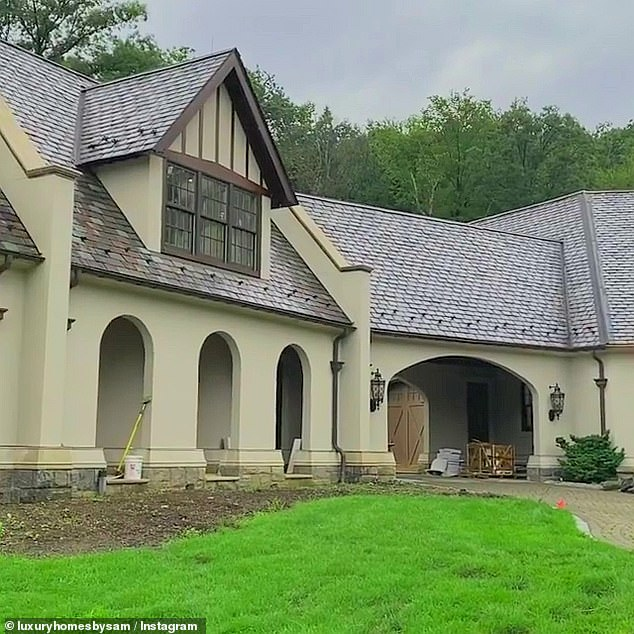 Privacy: The house sits behind a gated driveway and is located an exclusive community