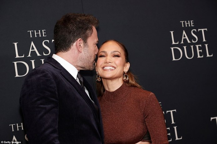 Back for more: The two got back together earlier this year after initially getting engaged in 2002