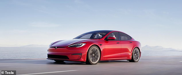 Tesla has previously rolled out 'Ludicrous' and 'Insane' modes on its cars, which let drivers accelerate extremely rapidly, and have been condemned for encouraging drag racing
