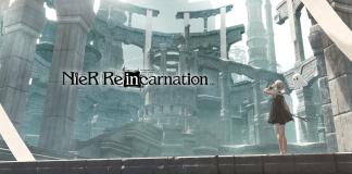 Key art for NieR Reincarnation