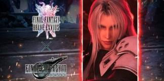 Sephiroth joins Brave Exvius