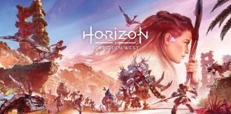 Horizon Forbidden West key visual