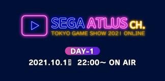 SEGA Atlus Channel logo